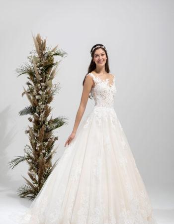 Robes de mariées - Maison Lecoq - robe N°036 SUNNY 1155 €