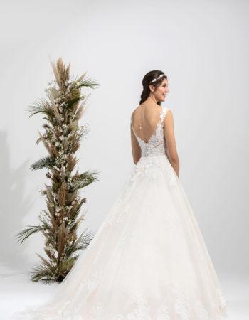 Robes de mariées - Maison Lecoq - robe N°036a SUNNY 1155 €