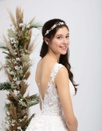 Robes de mariées - Maison Lecoq - robe N°036b SUNNY 1155 €