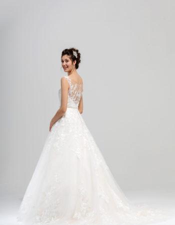 Robes de mariées - Maison Lecoq - robe N°038a SYMPHONIE 1435 €