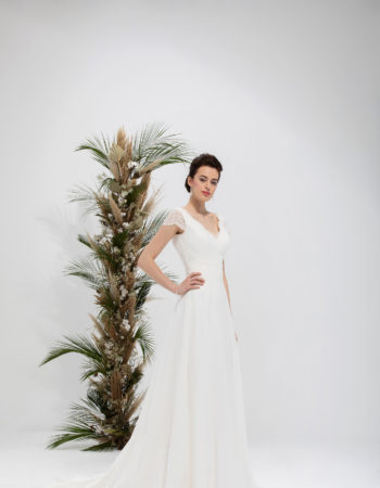 Robes de mariées - Maison Lecoq - robe N°039 SORIANE 650 €