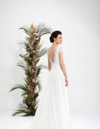 Robes de mariées - Maison Lecoq - robe N°039a SORIANE 650 €
