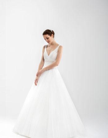 Robes de mariées - Maison Lecoq - robe N°040 SAHARA 925 €