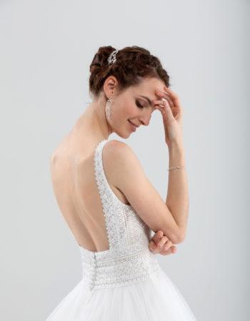 Robes de mariées - Maison Lecoq - robe N°040b SAHARA 925 €