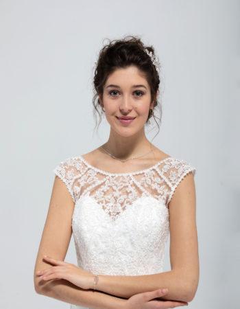 Robes de mariées - Maison Lecoq - robe N°042a SAFRAN 795 €