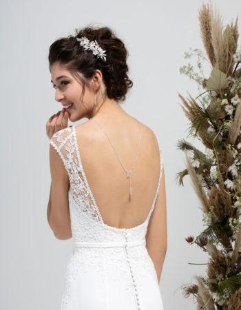 Robes de mariées - Maison Lecoq - robe N°042b SAFRAN 795 €