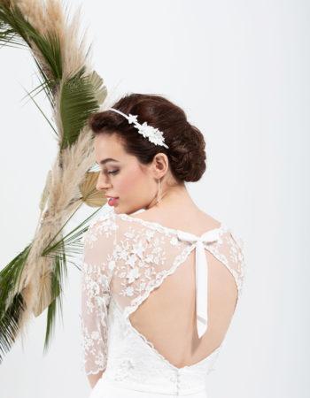 Robes de mariées - Maison Lecoq - robe N°044a SAKE 595 €