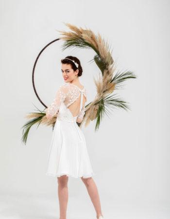 Robes de mariées - Maison Lecoq - robe N°044b SAKE 595 €