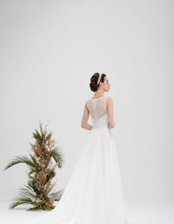 Robes de mariées - Maison Lecoq - robe N°045b SAINTE 595 €