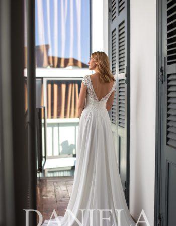 Robes de mariées - Maison Lecoq - robe N°054a Gaudenzaa 695 €