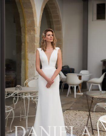 Robes de mariées - Maison Lecoq - robe N°055a Eduardaa 575 €