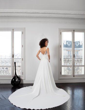 Robes de mariées - Maison Lecoq - robe N°23a Bégina 795 €