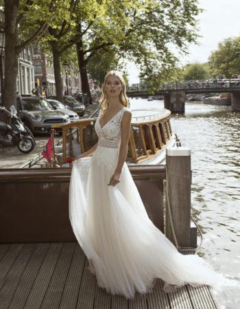 Robes de mariées - Maison Lecoq - robe N°24 Feline 1095 €