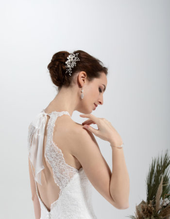 Robes de mariées - Maison Lecoq - robe N°33b SANDRA 950 €