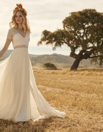 Robes de mariées - Maison Lecoq - robe N°060 Lila Grace 1595 €