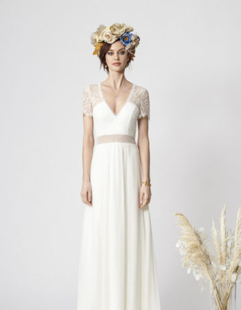 Robes de mariées - Maison Lecoq - robe N°060a Lila Grace 1595 €