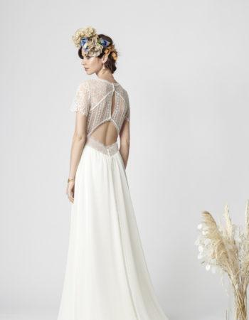 Robes de mariées - Maison Lecoq - robe N°060b Lila Grace 1595 €