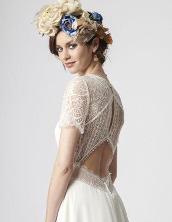Robes de mariées - Maison Lecoq - robe N°060c Lila Grace 1595 €