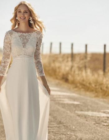 Robes de mariées - Maison Lecoq - robe N°061 Isidora 1595 €