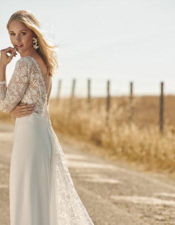 Robes de mariées - Maison Lecoq - robe N°061a Isidora 1595 €