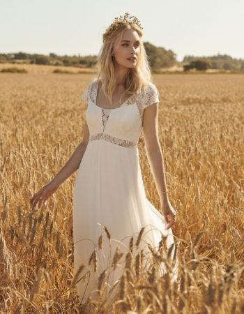 Robes de mariées - Maison Lecoq - robe N°064 Inez 1595 €