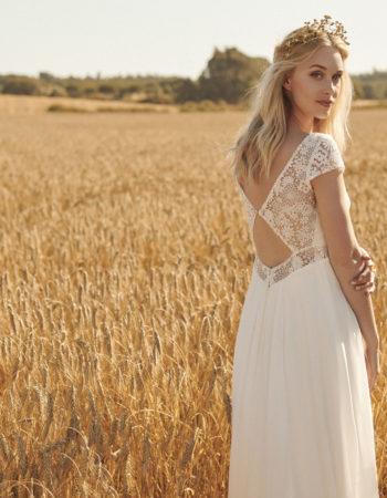 Robes de mariées - Maison Lecoq - robe N°064a Inez 1595 €