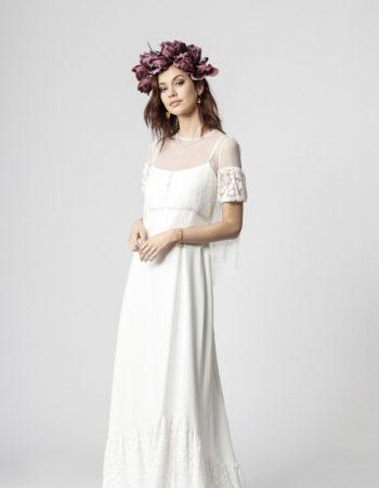 Robes de mariées - Maison Lecoq - robe N°065 IM4U 1695 €