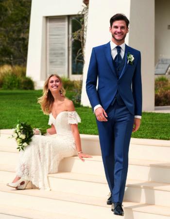 Robes de mariées - Maison Lecoq - robe n°2