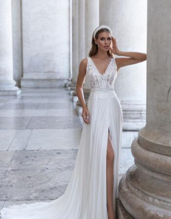 Robes de mariées - Maison Lecoq - robe N°101 8143 895 €