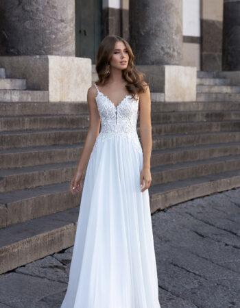Robes de mariées - Maison Lecoq - robe N°102 8145 795€