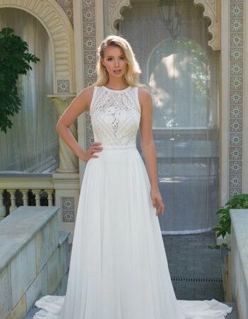 Robes de mariées - Maison Lecoq - robe N°104 1002 595€