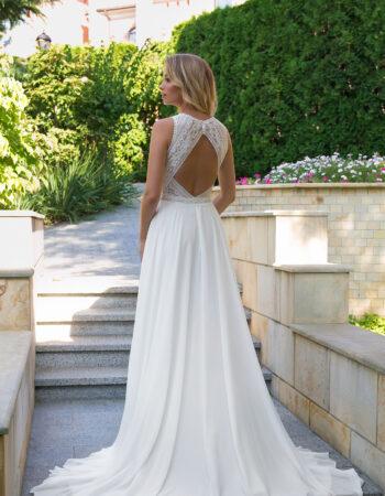 Robes de mariées - Maison Lecoq - robe N°104A 1002 595€