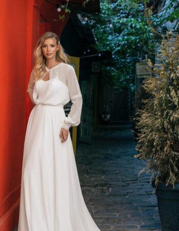 Robes de mariées - Maison Lecoq - robe N°105 1006 595€
