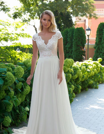 Robes de mariées - Maison Lecoq - robe N°106 1009 595€