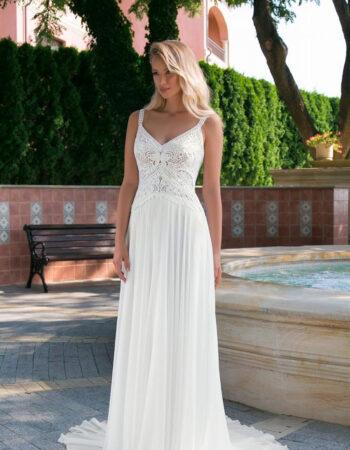 Robes de mariées - Maison Lecoq - robe N°107 1012 595€