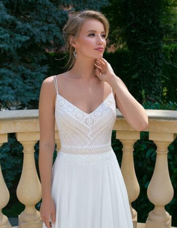Robes de mariées - Maison Lecoq - robe N°108B 1016 595€