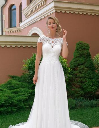 Robes de mariées - Maison Lecoq - robe N°109 1023 595€