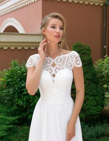 Robes de mariées - Maison Lecoq - robe N°109B 1023 595€