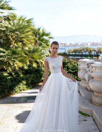 Robes de mariées - Maison Lecoq - robe N°110 8103 1195€