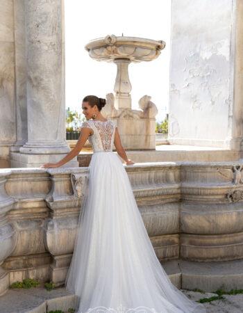 Robes de mariées - Maison Lecoq - robe N°110A 8103 1195€