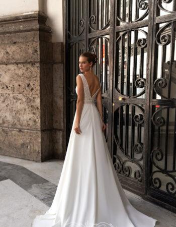 Robes de mariées - Maison Lecoq - robe N°111A 8111 755€