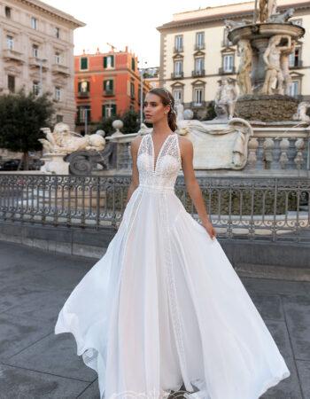 Robes de mariées - Maison Lecoq - robe N°112A 8115 945€