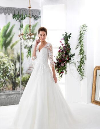 Robes de mariées - Maison Lecoq - robe N°113 VAGABONDE 895 €