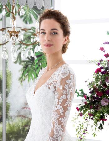 Robes de mariées - Maison Lecoq - robe N°113A VAGABONDE 895 €