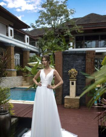 Robes de mariées - Maison Lecoq - robe N°115 BM2101-1 875 €