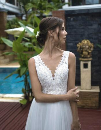 Robes de mariées - Maison Lecoq - robe N°115A BM2101-1 875 €