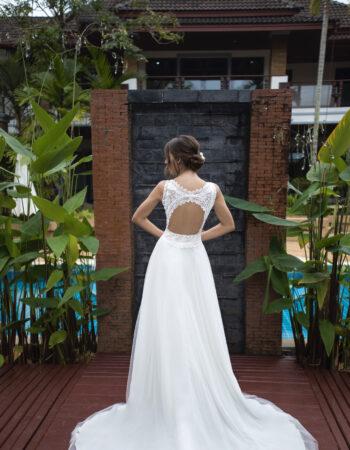 Robes de mariées - Maison Lecoq - robe N°115C BM2101-1 875 €