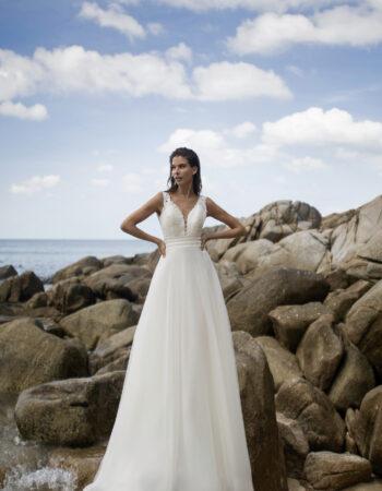 Robes de mariées - Maison Lecoq - robe N°117 BM2106-1 875 €