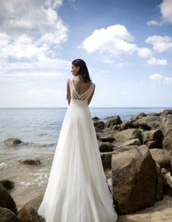 Robes de mariées - Maison Lecoq - robe N°117B BM2106-1 875 €