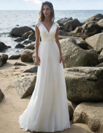 Robes de mariées - Maison Lecoq - robe N°118 BM2108 875 €